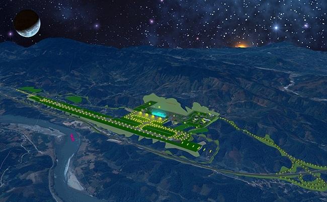 Phê duyệt điều chỉnh Quy hoạch Cảng hàng không Sa Pa