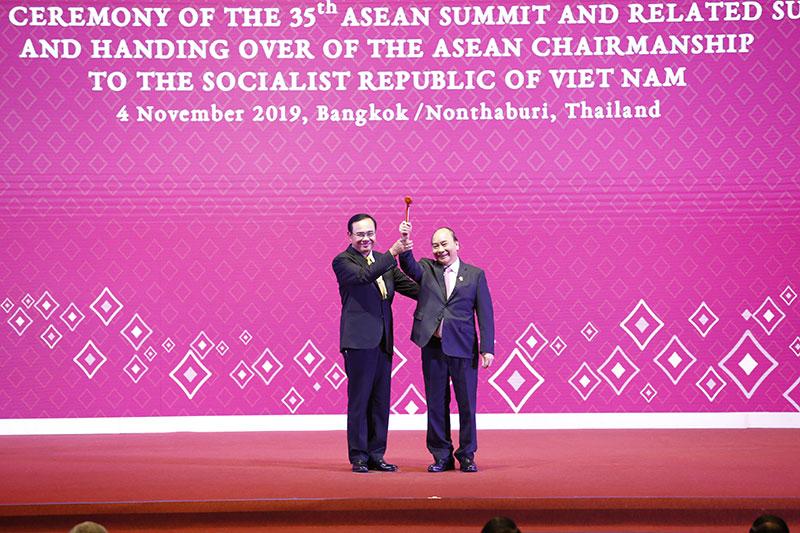 """ASEAN Việt Nam 2020: """"Gắn kết và Chủ động thích ứng"""""""