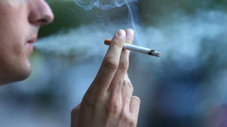 Tỷ lệ hút thuốc lá tại Mỹ giảm kỷ lục trong năm 2018