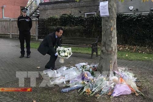 Cộng đồng người Việt tại Anh tưởng niệm 39 nạn nhân ở Essex