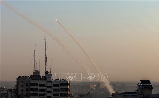 Lệnh ngừng bắn ở Dải Gaza có hiệu lực