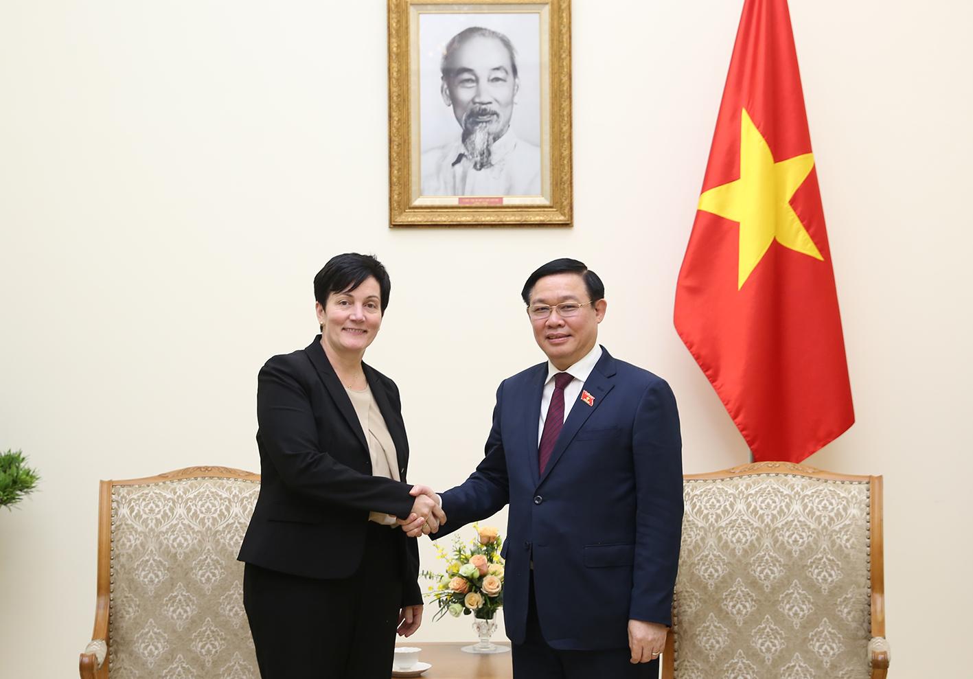 IFC đánh giá cao các cơ hội đầu tư tài chính ở Việt Nam