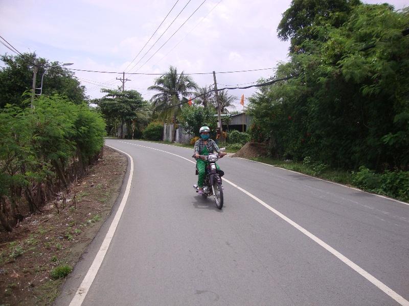 Đông Nam Bộ dẫn đầu về xây dựng nông thôn mới