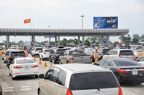 Hệ thống thu phí giao thông tự động khó hoàn thành tiến độ