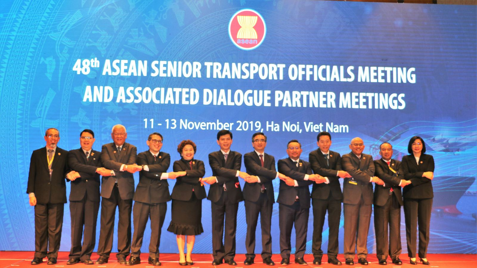 Việt Nam tổ chức Hội nghị Bộ trưởng GTVT các nước ASEAN lần thứ 25