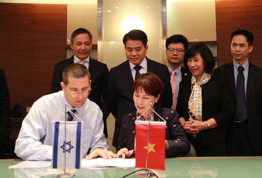 Mở ra nhiều cơ hội hợp tác với Israel và Vương quốc Anh