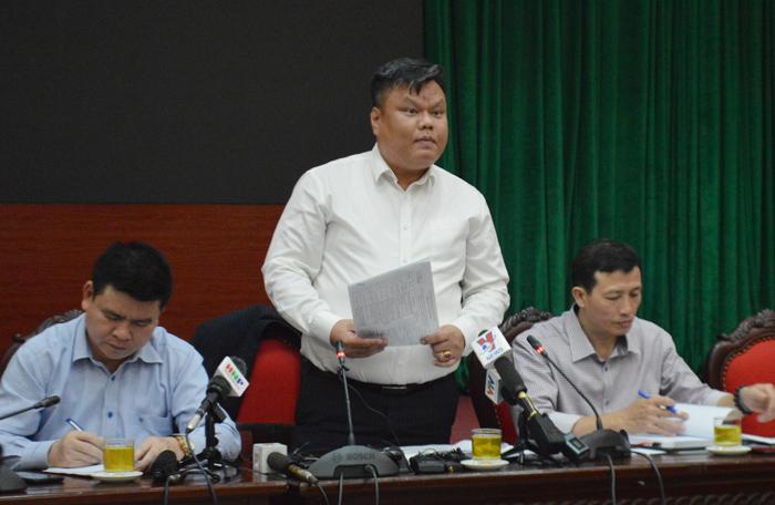 Hà Nội trả lời nhiều vấn đề nóng về nước sạch sông Đuống