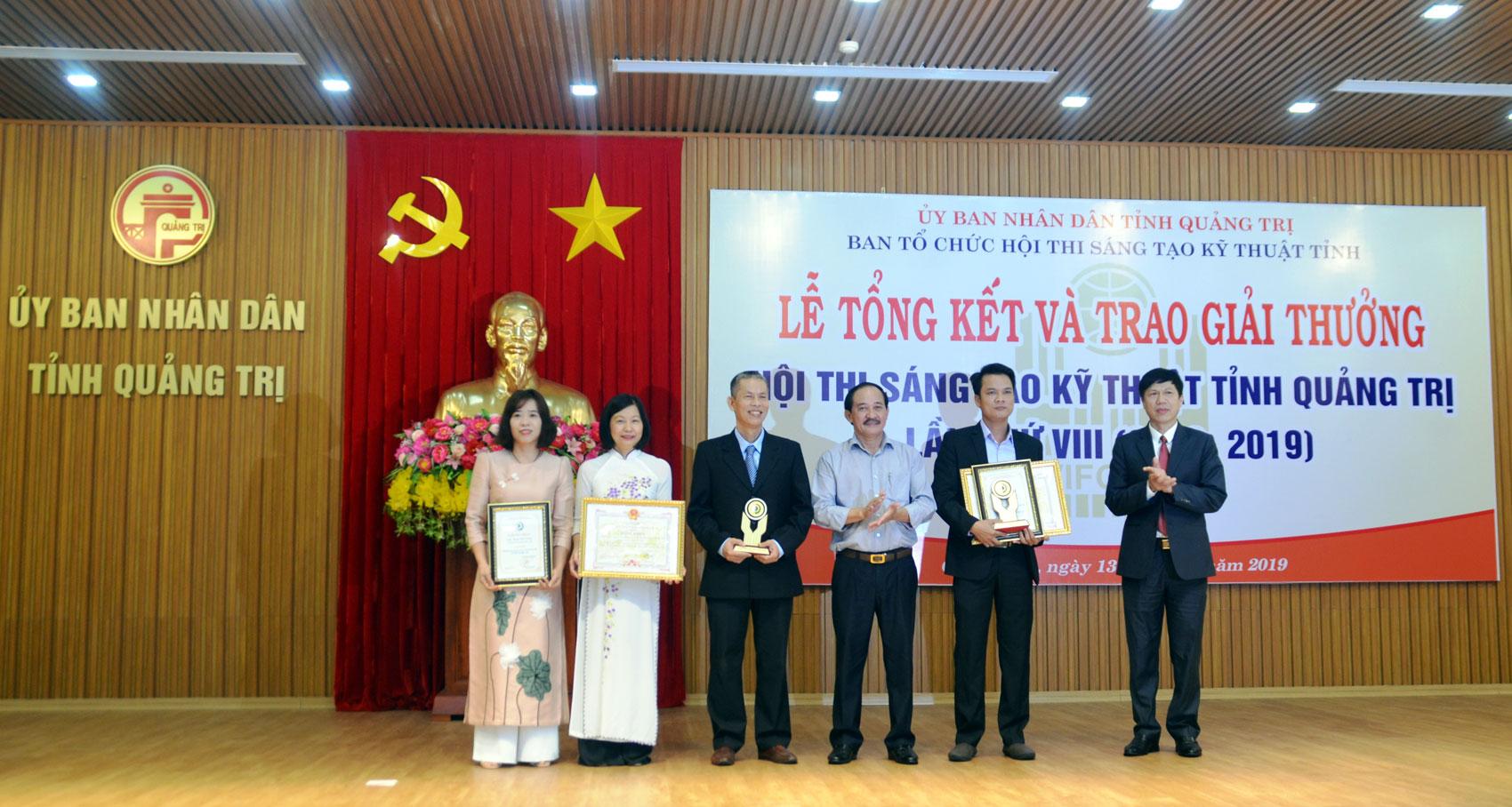 84 đề tài, giải pháp tham gia Hội thi sáng tạo KT tỉnh Quảng Trị lần thứ VIII