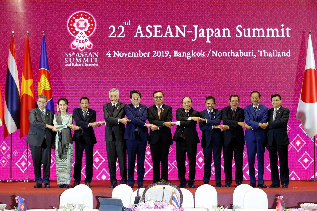 ASEAN đánh giá cao quan hệ với Nhật Bản