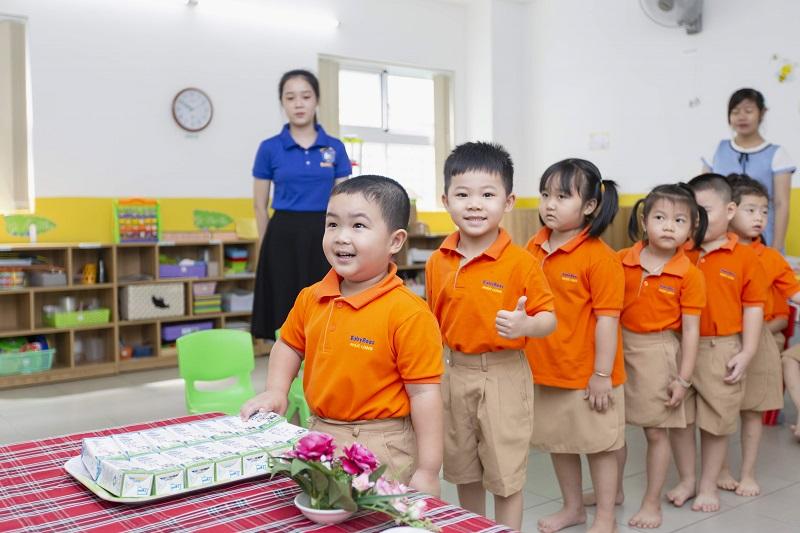 Sữa học đường góp phần thực hiện chiến lược Quốc gia về dinh dưỡng