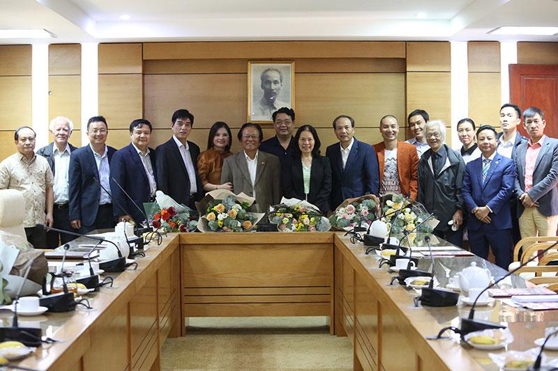 Mở rộng hợp tác, giao lưu nhân dân Việt – Mỹ