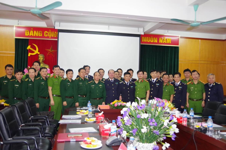 Biên phòng và Hải quan Nghệ An ký kết Quy chế phối hợp