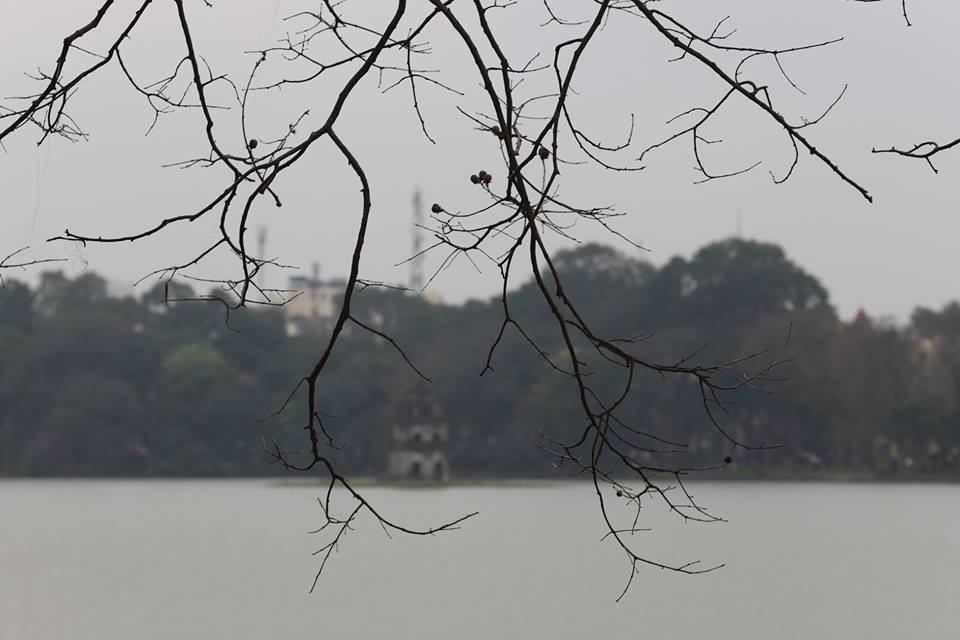 Chất lượng không khí tại Hà Nội sẽ cải thiện vào ngày 13/11