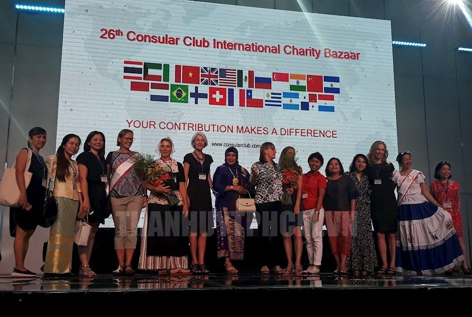 Hội chợ từ thiện quốc tế lần thứ 26 năm 2019