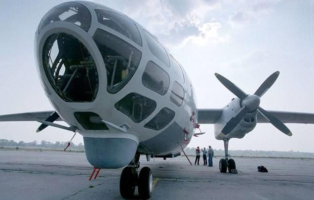 Nga bay giám sát không phận Hy Lạp theo Hiệp ước Bầu trời mở