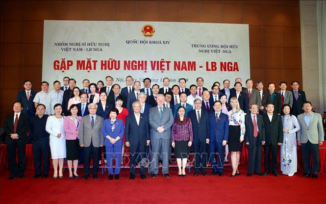 Quan hệ Việt Nam - Liên bang Nga có bề dày truyền thống và mức độ tin cậy cao