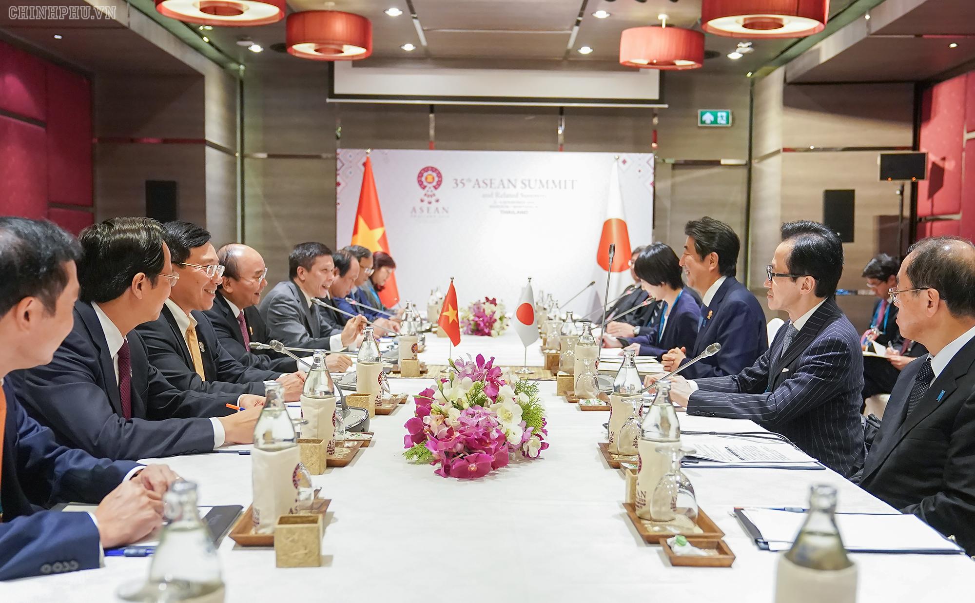 Quan hệ Đối tác chiến lược sâu rộng Việt Nam - Nhật Bản phát triển mạnh và toàn diện