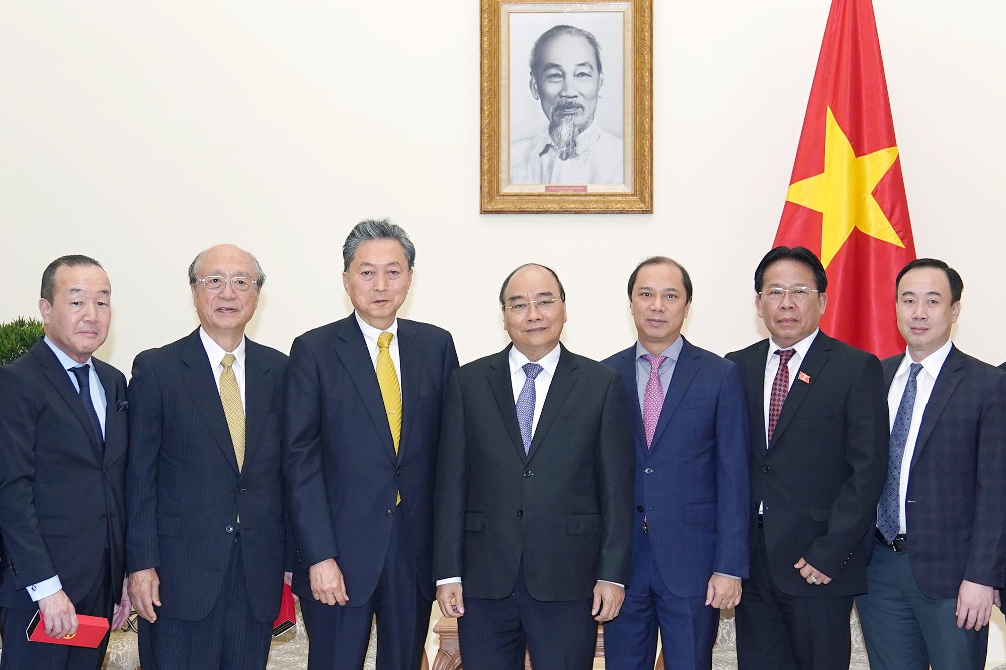 Thúc đẩy hợp tác Việt Nam - Nhật Bản trong nhiều lĩnh vực