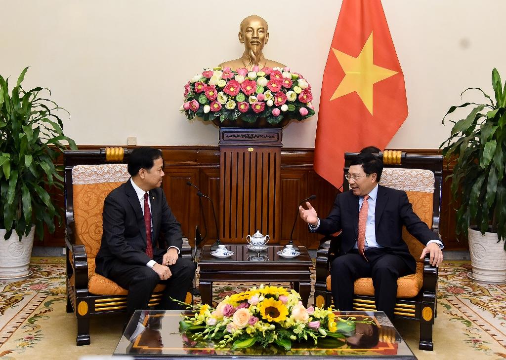 Thúc đẩy quan hệ Đối tác hợp tác toàn diện Việt Nam – Mi-an-ma