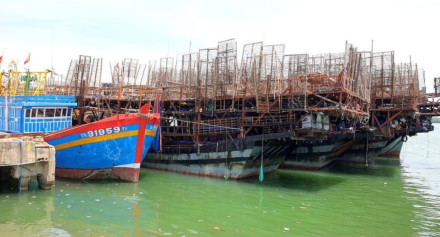 2 tàu cá Quảng Ngãi mắc kẹt tại Philippines do hết nhiên liệu và lương thực
