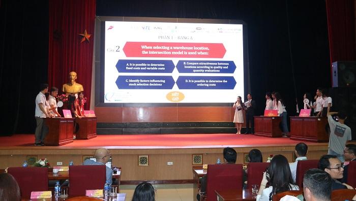 """12 đội vào Chung kết """"Tài năng trẻ Logistics Việt Nam 2019"""""""