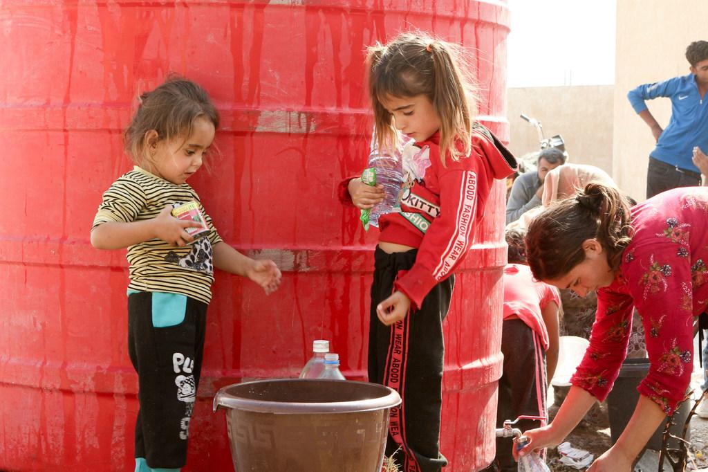 Syria: Hơn 90 dân thường đã thiệt mạng tại khu vực Đông – Bắc trong tháng 10
