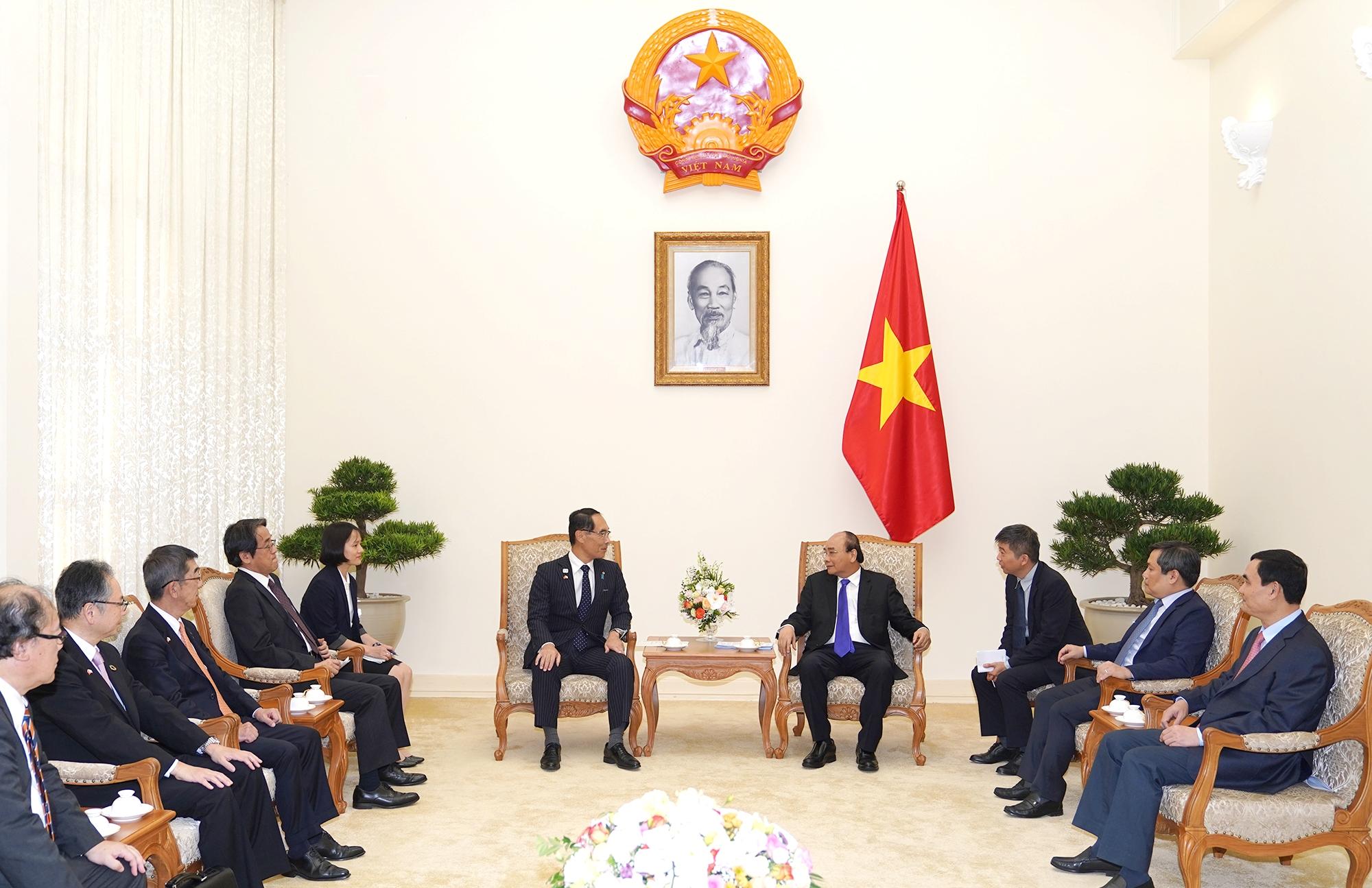 Quan hệ Việt Nam - Nhật Bản phát triển tốt đẹp, toàn diện