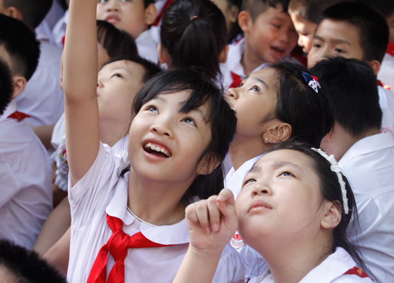 Nhiều hoạt động hướng tới kỷ niệm 30 năm công ước Liên hợp quốc về Quyền trẻ em