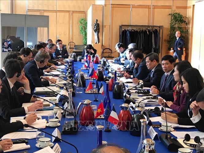Tọa đàm kết nối doanh nghiệp Việt Nam và Pháp