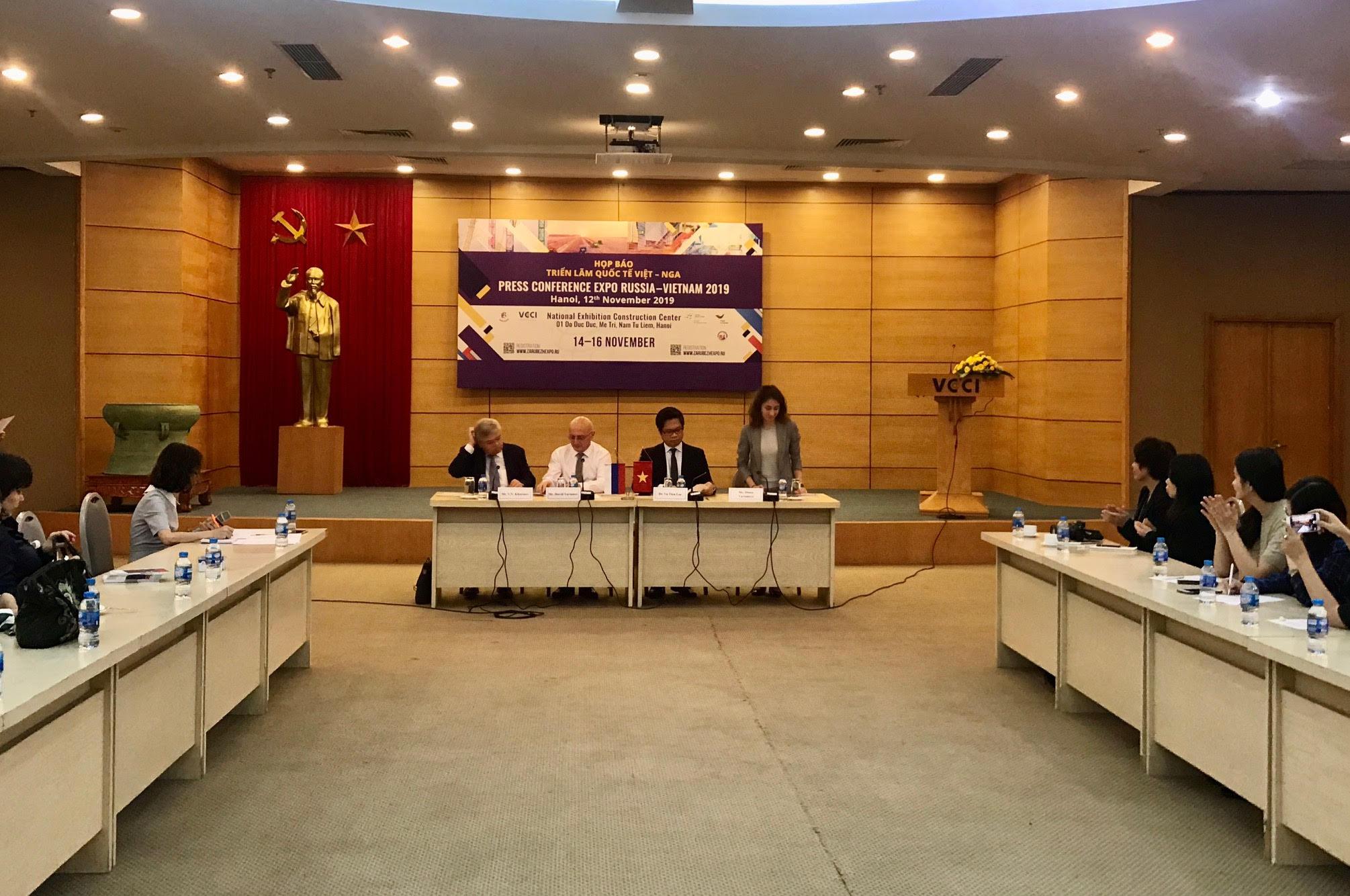 Tăng cường xúc tiến thương mại cho doanh nghiệp Việt – Nga