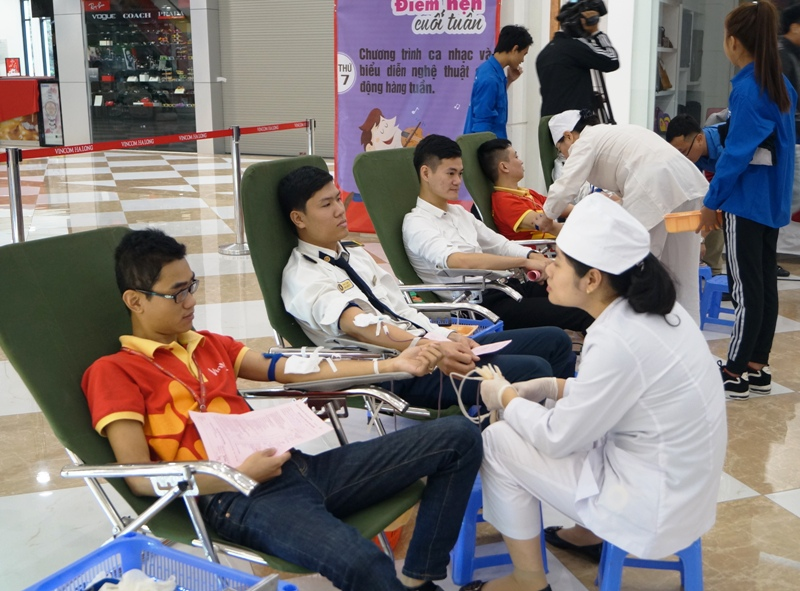 Quang Ninh province strives to collect 6,700-7,800 units of blood