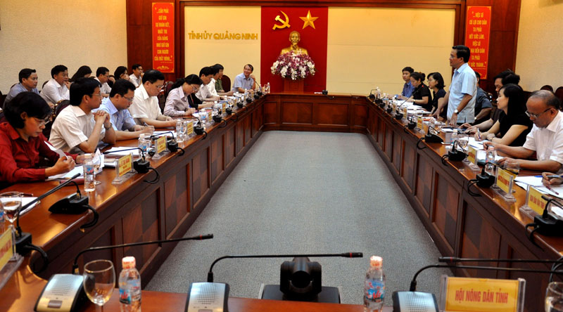 Vietnam Fatherland Front Central Committee supervises election in Quang Ninh