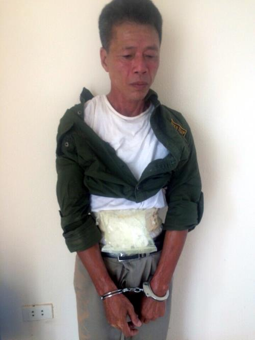 Quang Ninh seizes nearly 1kg of crystal meth