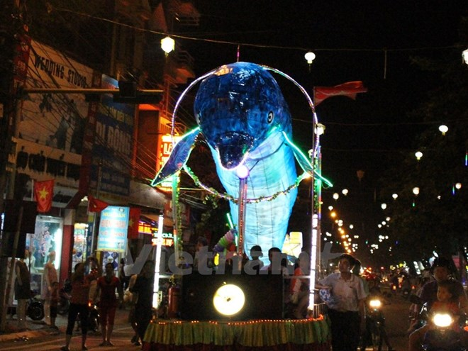 Tuyen Quang mid-autumn festival opens on September 9th