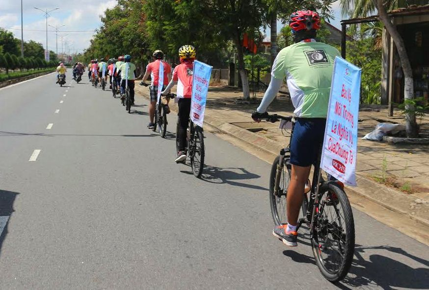 Binh Dinh province organizes activities for homeland's sea and islands