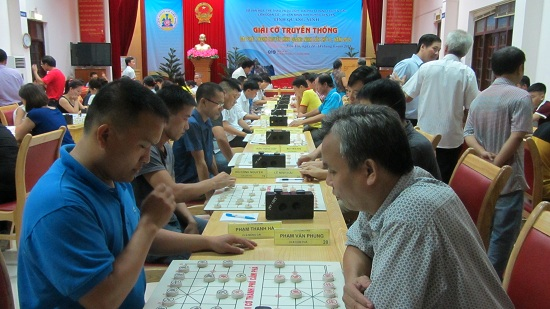 32nd Quang Ninh Television Radio Station traditional chess tournament
