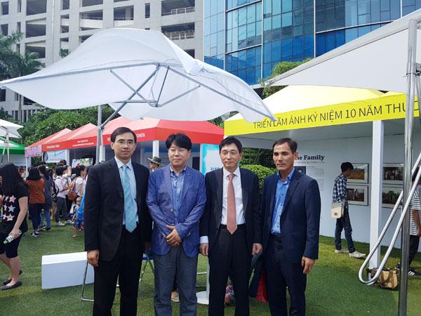 Vietnam, RoK multicultural families gather in Hanoi