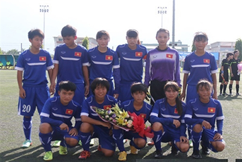 Vietnam wins in women's U16 qualifier