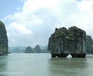 Expanded Ha Long Bay seeks for world natural heritage