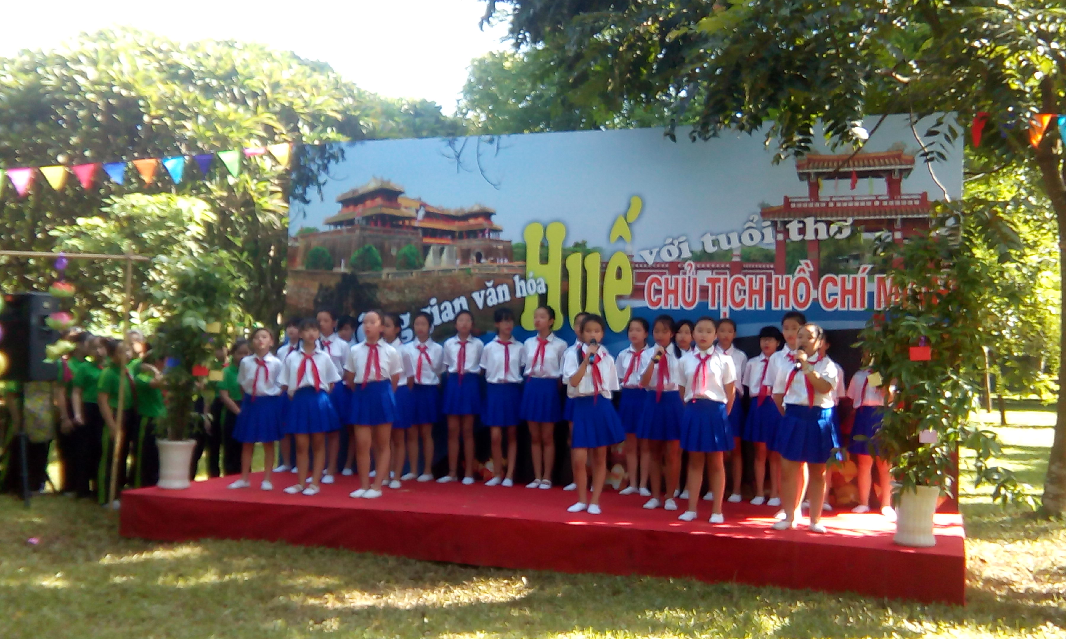 Hue cultural space and President Ho Chi Minh's childhood