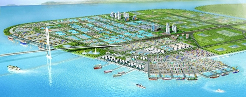 Quang Ninh to have USD300 million seaport and industrial park complex