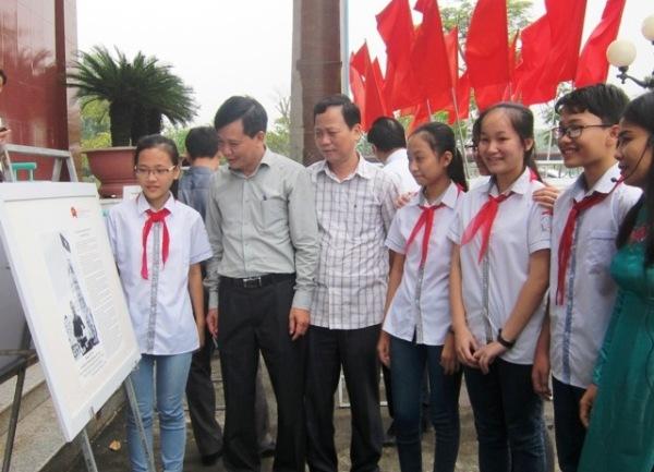 Exhibition on Hoang Sa and Truong Sa archipelagos in Thanh Hoa
