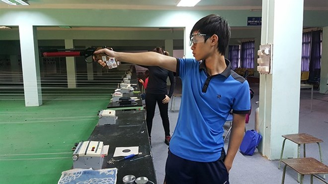 Southeast Asian Shooting Championship 2016 begins