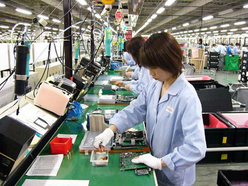Rethinking innovation in electronics manufacturing