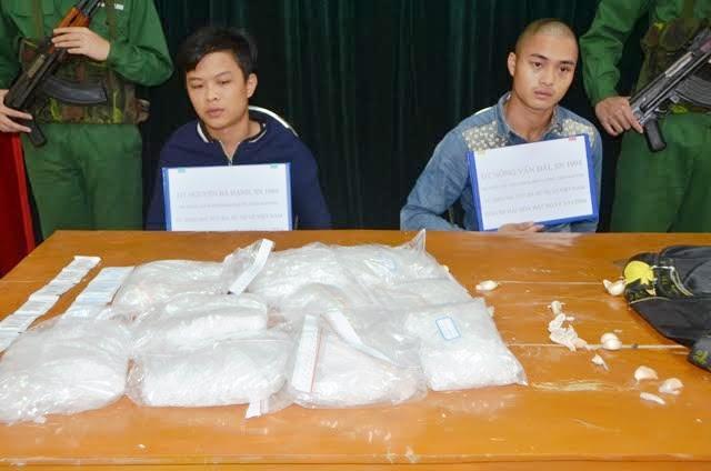 Quang Ninh seizes 5kg of drugs