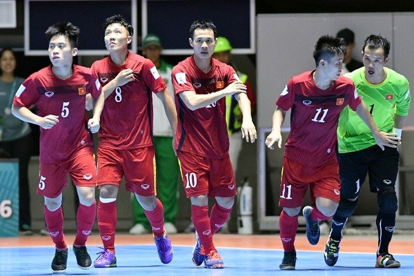 Futsal team to compete in Chinese friendliness