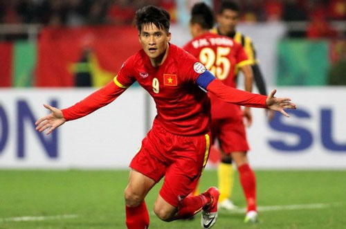 Vinh named in AFF Suzuki Cup 2016 team of tourney