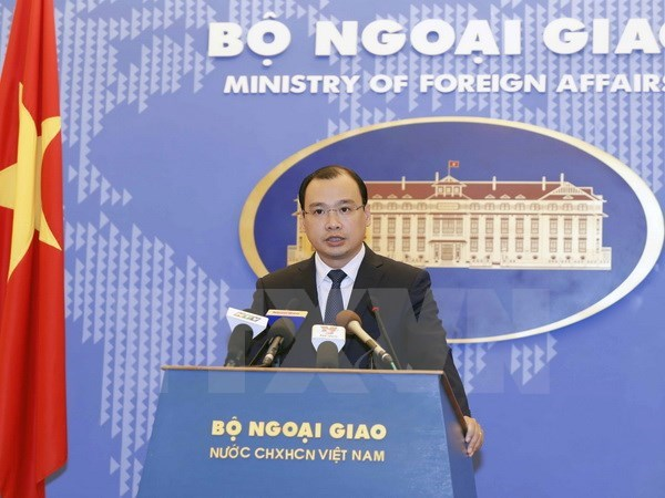 Vietnam opposes all sovereignty violations: Spokesman