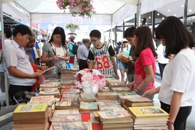 Book street festival to open January 25th in Ho Chi Minh city