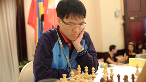 Chess grandmaster Quang Liem re-enters top 30